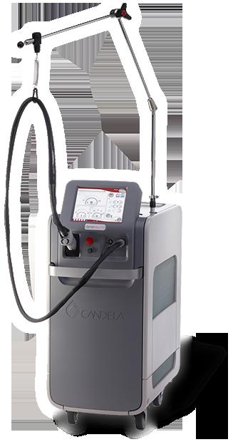 Candela GentleMAX Pro laser hair removal machine